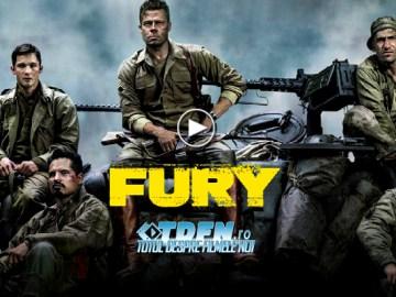 Primul Clip Din Filmul FURY: Tancul Din Al Doilea Război Mondial, Condus De BRAD PITT
