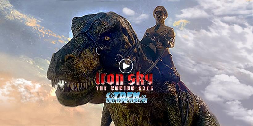 Trailer IRON SKY 2: THE COMING RACE Războiul Împotriva Lui Hitler Şi Armata Sa De Dinozauri