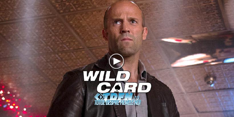 Trailer WILD CARD Următorul Film De Acţiune Cu JASON STATHAM Şi SOFIA VERGARA