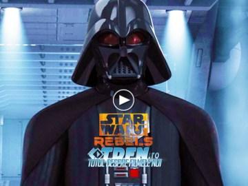 Trailer Şi Poster STAR WARS REBELS SEZONUL 2: Darth Vader Vânează Rebeliunea