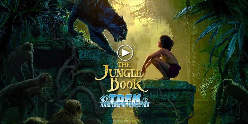 Primul Trailer THE JUNGLE BOOK Are O Distribuţie De Milioane Şi Arată Fantastic