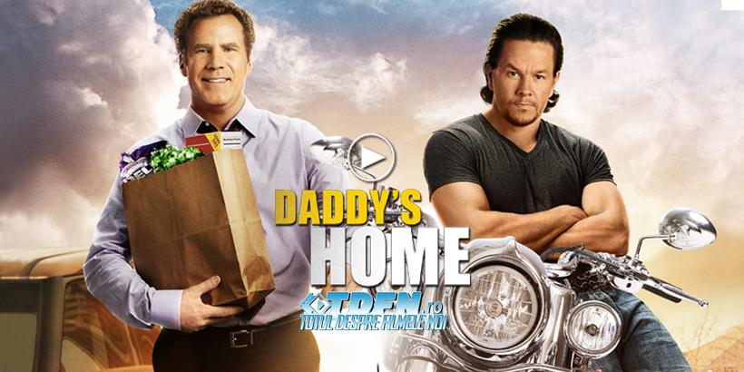 Trailer Nou DADDY'S HOME: Will Ferrell Şi Mark Wahlberg Se Confruntă În Noua Comedie
