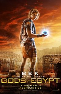 Gods Of Egypt: Bek