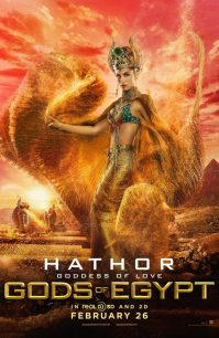 Gods Of Egypt: Hathor
