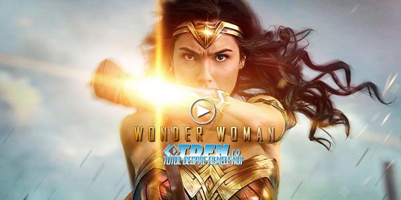 Vezi Primul Clip Din Filmul WONDER WOMAN
