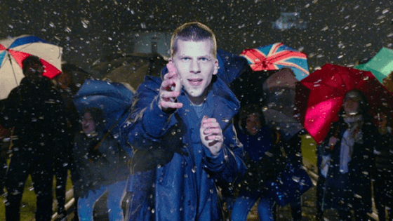 Jesse Eisenberg în Now You See Me 2