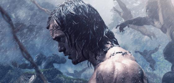 The Legend Of Tarzan, îl are în rolul principal pe starul Alexander Skarsgård