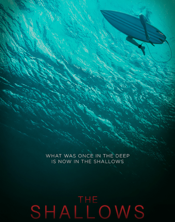 Poster The Shallows