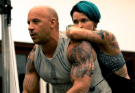 Ruby Rose si Vin Diesel in xXx: RETURN OF XANDER CAGE