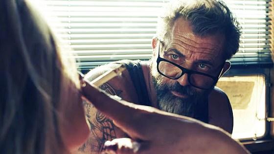 MEL GIBSON este din nou gata pentru acţiune în noul trailer pentru thrillerul BLOOD FATHER
