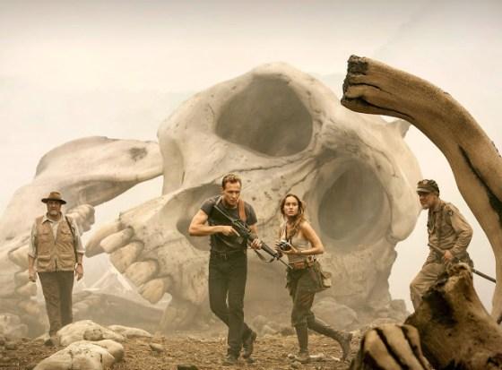 Tom Hiddleston și Brie Larson conduc distribuţia filmului Kong: Skull Island