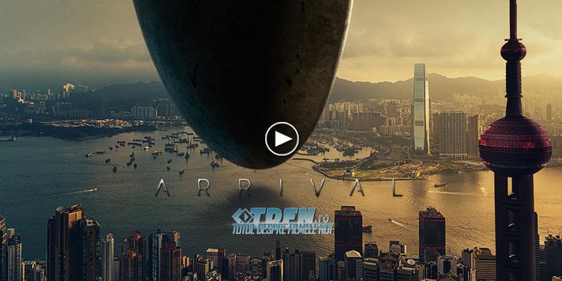 Primul Trailer ARRIVAL: AMY ADAMS Conduce Întâlnirea Cu Extratereştrii Sosiţi Pe Pământ