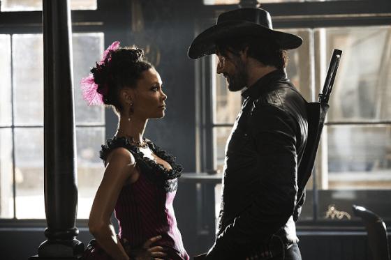 Westworld: Thandie Newton şi Ricardo Santoro
