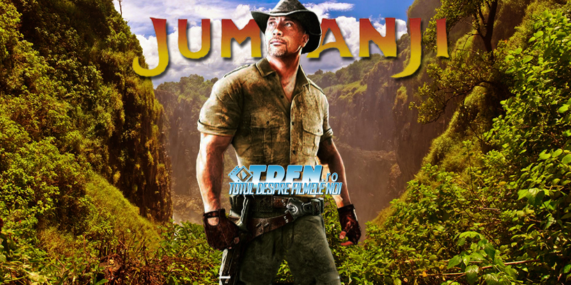 JUMANJI: Prima Imagine Cu DWAYNE JOHNSON, KEVIN HART Şi JACK BLACK