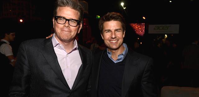 Regizorul Christopher McQuarrie şi Tom Cruise