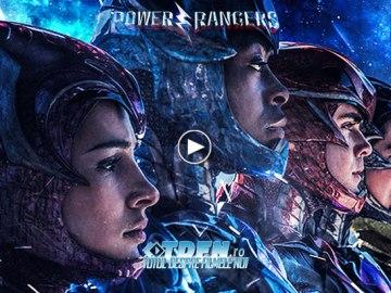 Primul Trailer POWER RANGERS 2017: Eroii Extraordinari Ce Salvează Planeta