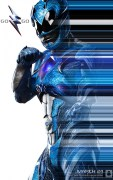 Poster Power Rangers: Blue