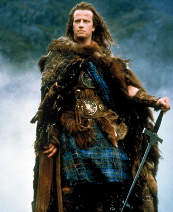 Christopher Lambert, este războinicul spadasin nemuritor numit Highlander