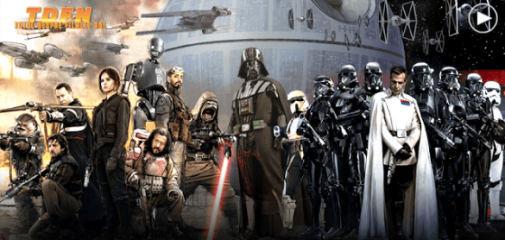 CLIP TV NOU ROGUE ONE: A STAR WARS STORY