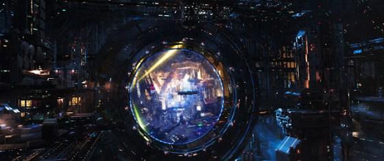 Valerian și Orașul Celor O Mie De Planete
