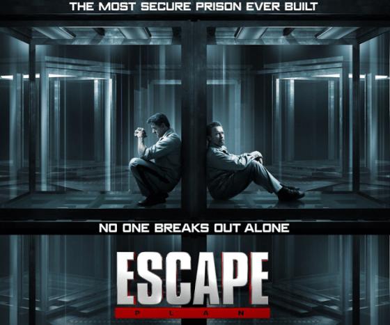 Sylvester Stallone şi Arnold Schwarzenegger în Escape Plan