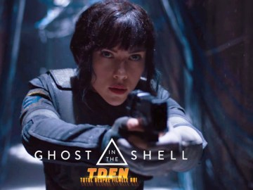 Ghost In The Shell: 2017 Trailer Scarlett Johansson