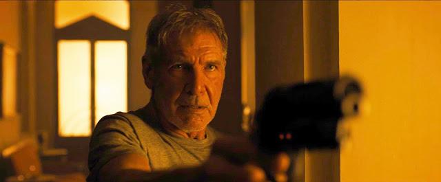 Blade Runner 2049: Harrison Ford