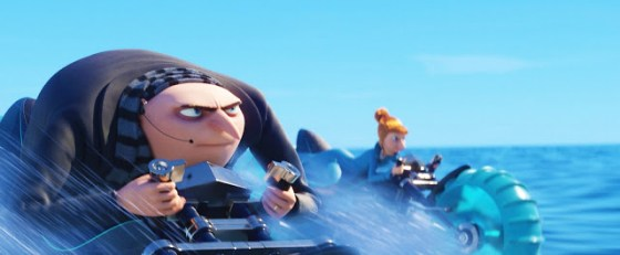 Primul Trailer DESPICABLE ME 3