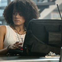 The Fate Of The Furious: Nathalie Emmanuel