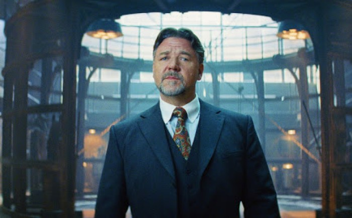 The Mummy 2017: Russell Crowe