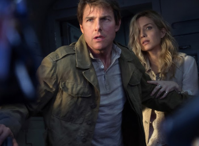 THE MUMMY: Tom Cruise Şi Annabelle Wallis