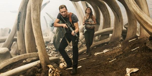 Kong: Skull Island - Tom Hiddleston, Brie Larson