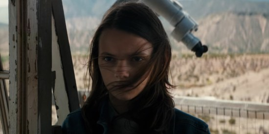 Dafne Keen: Logan Trailer Final