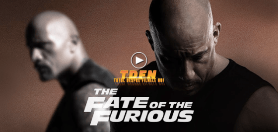 THE FATE OF THE FURIOUS: FURIOUS 8