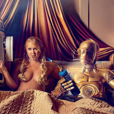 Parodie Star Wars: Amy Schumer