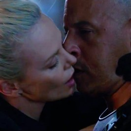The Fate Of The Furious: Vin Diesel, Charlize Theron