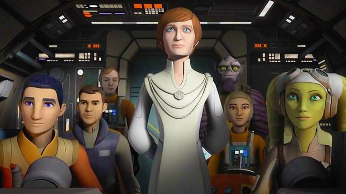 Star Wars Rebels Seazonul 3