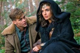 Wonder Woman: Gal Gadot si Chris Pine