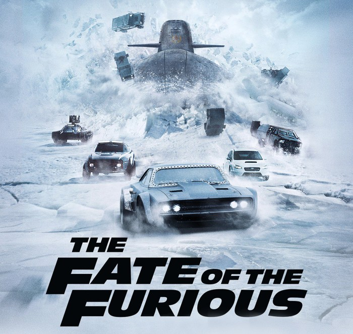 The Fate Of The Furious (Furious 8)