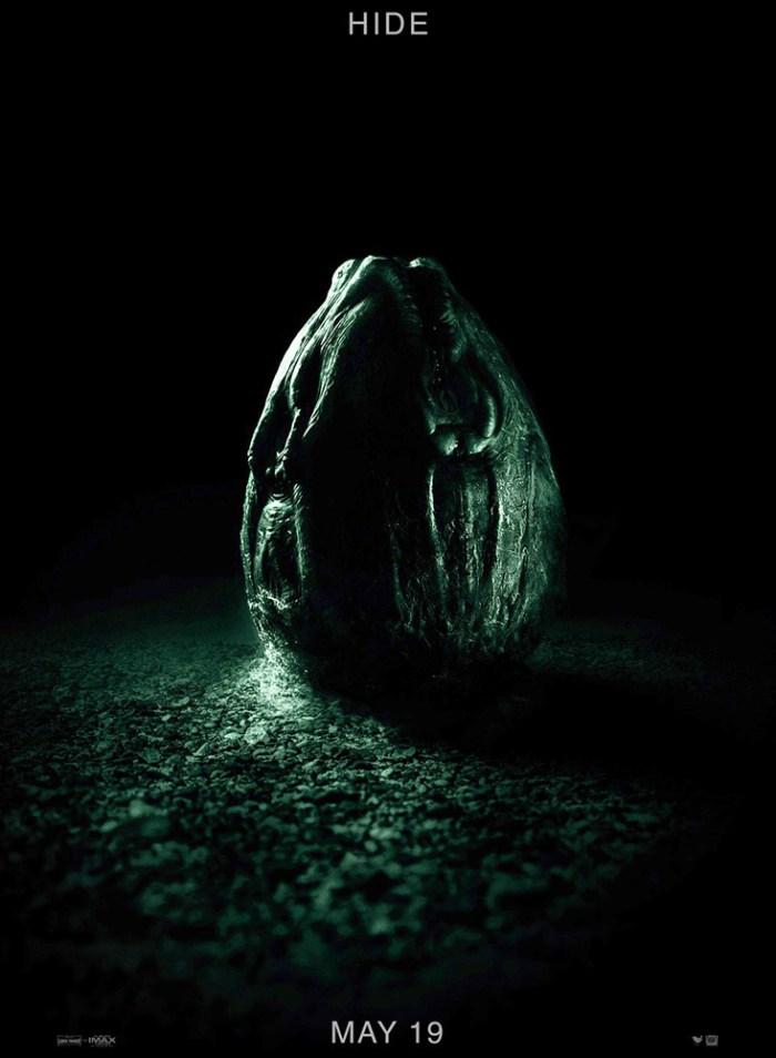 Poster Nou Alien: Covenant