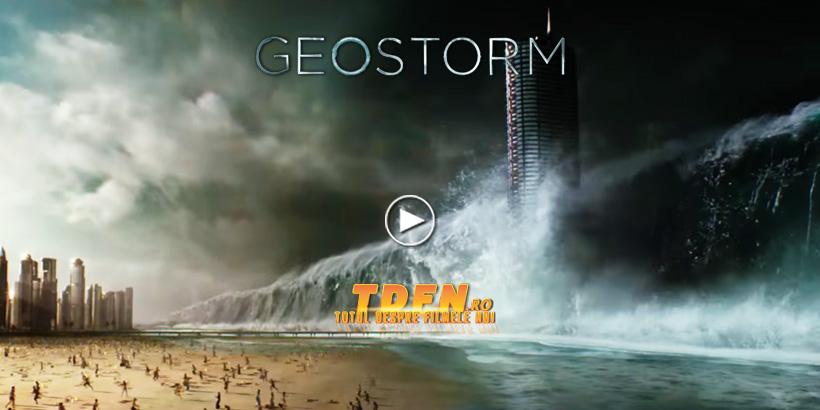 În Primul Trailer Pentru GEOSTORM, Supravieţuirea Omenirii Depinde De GERARD BUTLER