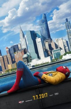 Spiderman: Homecoming 2017 Poster