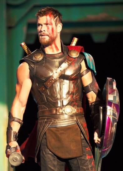 Thor: Ragnarok (2017) Thor (Chris Hemsworth)
