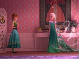 Frozen Fever: Anna si Elsa