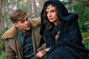 Wonder Woman: Gal Gadot şi Chris Pine