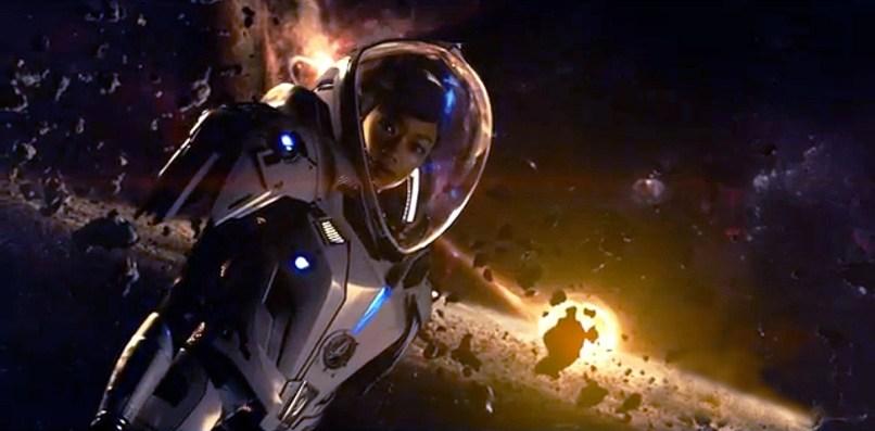 Primul Trailer Pentru STAR TREK: DISCOVERY