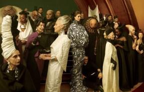 Personaje din înalta societate, ce vor avea o influenţă majoră în intriga din Star Wars Episodul 8.
