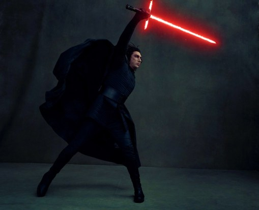 Star Wars: The Last Jedi (Kylo Ren)