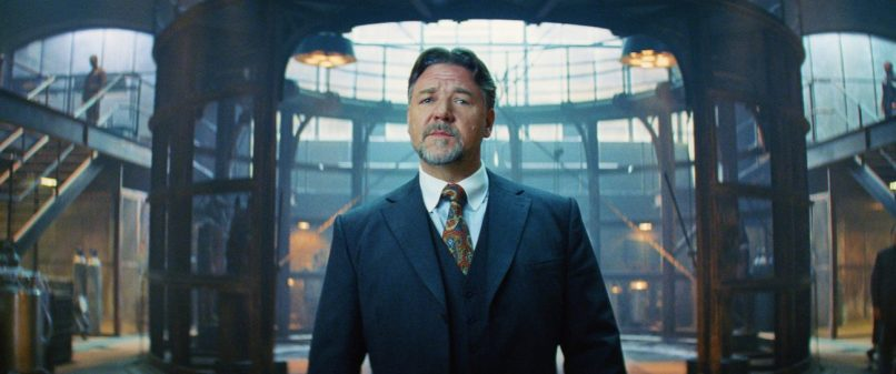 The Mummy (2017) Russell Crowe