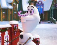 Olaf's Frozen Adventure (2017) OLAF